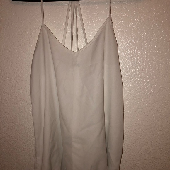 Abercrombie & Fitch Tops - White tank top